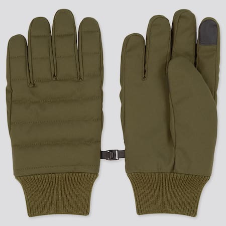 HEATTECH Lined Quilted Gloves