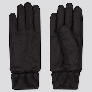 HEATTECH Lined Soft Touch Gloves