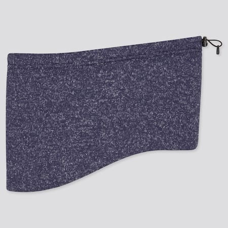 HEATTECH Knitted Fleece Neck Warmer