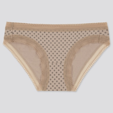 Women Square Bikini Briefs