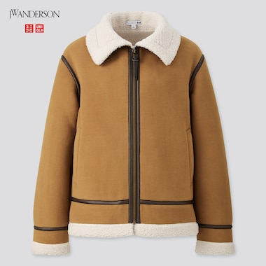 Women JW ANDERSON Fleece Blouson