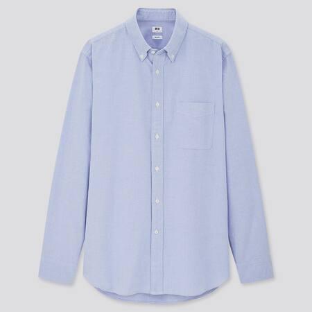 Camicia Oxford Slim Uomo