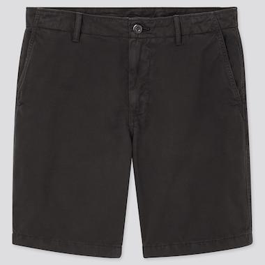 Men Chino Shorts (Online Exclusive), Black, Medium