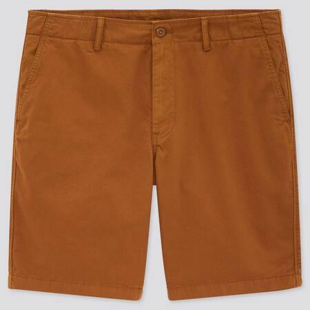 Men Cotton Chino Shorts