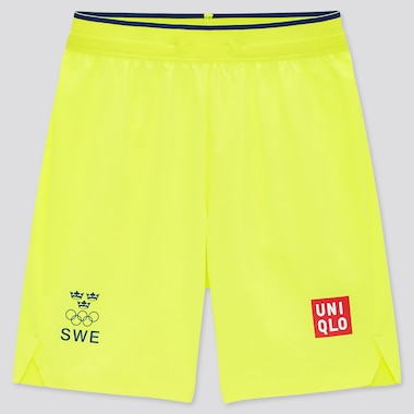 Kids UNIQLO+ Sweden Olympic DRY-EX Soccer Trousers