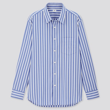 Men Extra Fine Cotton Broadcloth Regular Fit Shirt (Regular Collar)