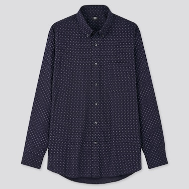 Men Extra Fine Cotton Broadcloth Shirt