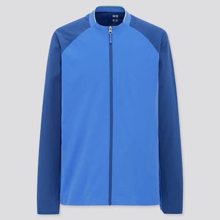 Men UNIQLO+ Ultra Stretch Active Jacket