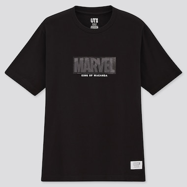 Men The Universe of Marvel UT Graphic T-Shirt
