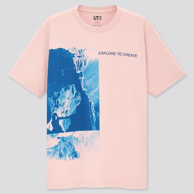 Ryan Mcginley Ut (Short-Sleeve Graphic T-Shirt), Pink, Medium