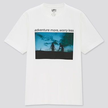 Ryan Mcginley Ut (Short-Sleeve Graphic T-Shirt), White, Medium