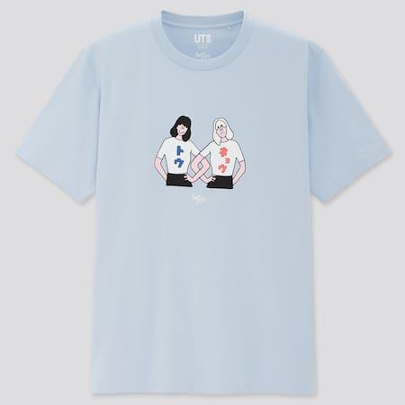 Men Tokyo UT Graphic T-Shirt