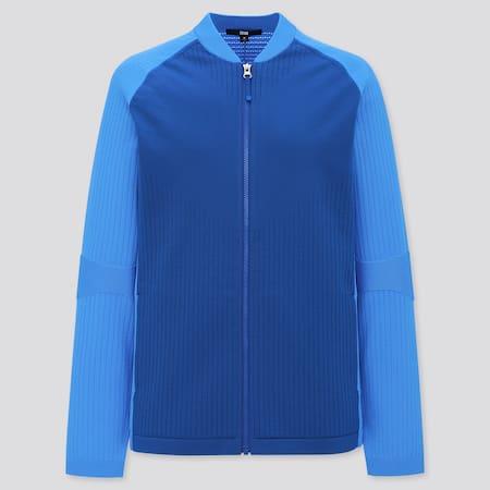 Women UNIQLO+ Knitted Jacket