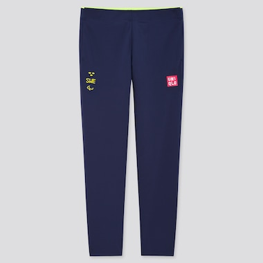 Women UNIQLO+ Sweden Paralympic Ultra Stretch Active Trousers