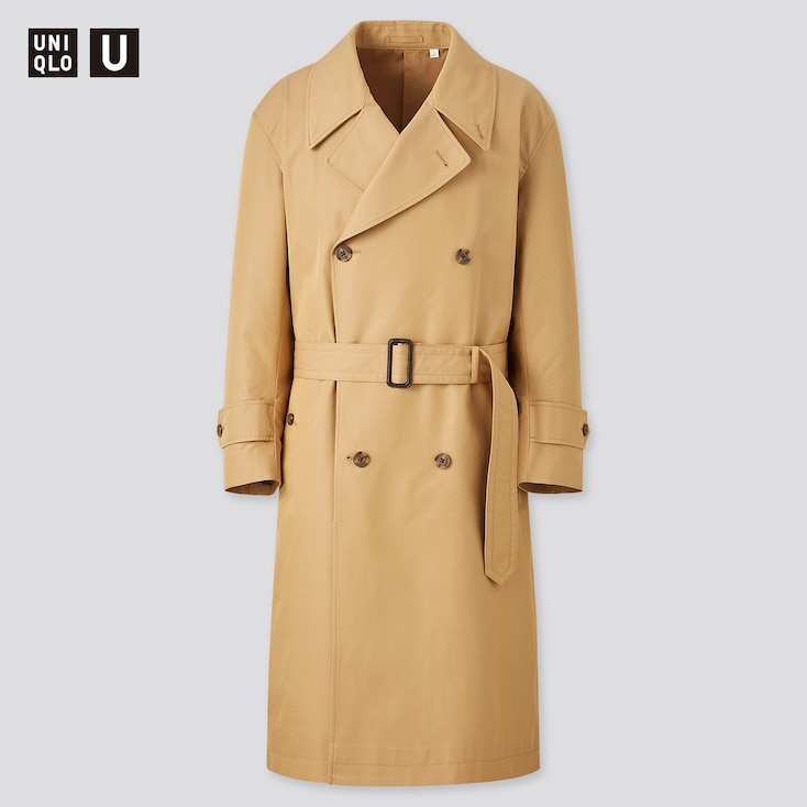 Men's Vintage Jackets & Coats MEN U TRENCH COAT $129.90 AT vintagedancer.com