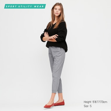 Women Ultra Stretch Active Joggers