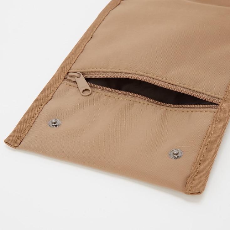 U Mini Bag, Dark Brown, Large