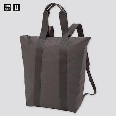 Tote Bag Uniqlo U Imbottita 2 In 1