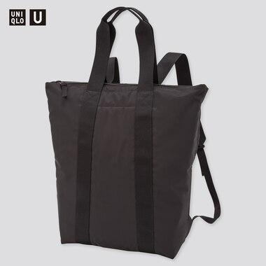Tote Bag Uniqlo U Imbottita 2 In 1