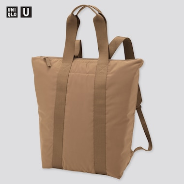 Uniqlo U Padded Two-Way Tote Bag
