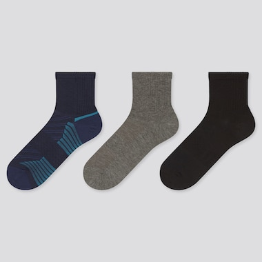 Women Sports Socks (Three Pairs)