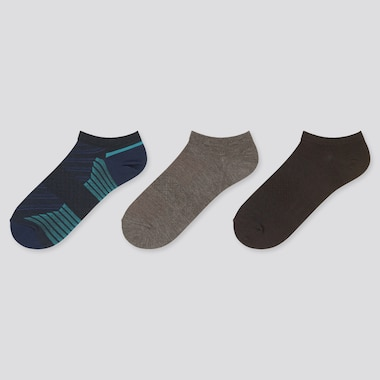 Women Ankle Sports Socks (Three Pairs)