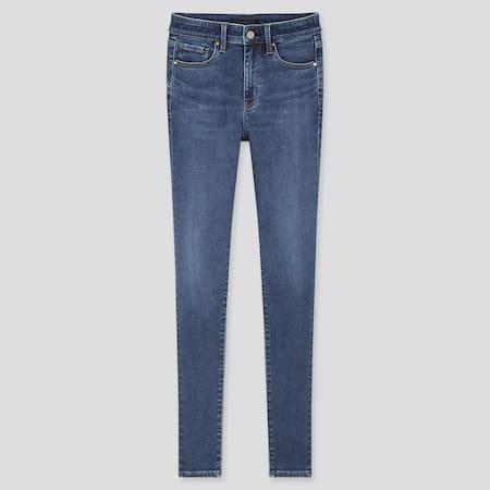 Women HEATTECH Ultra Stretch Skinny Fit High Rise Jeans