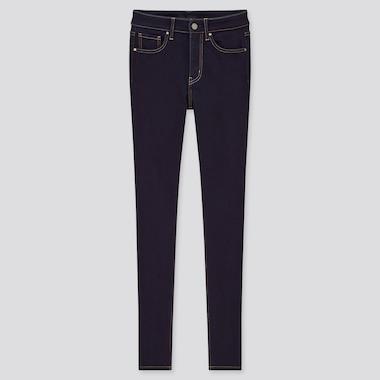 Jeans Termici HEATTECH Ultra Elasticizzati Vita Alta Donna