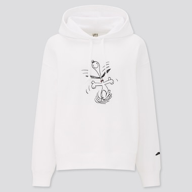 Women Peanuts UT Graphic Sweat Hoodie