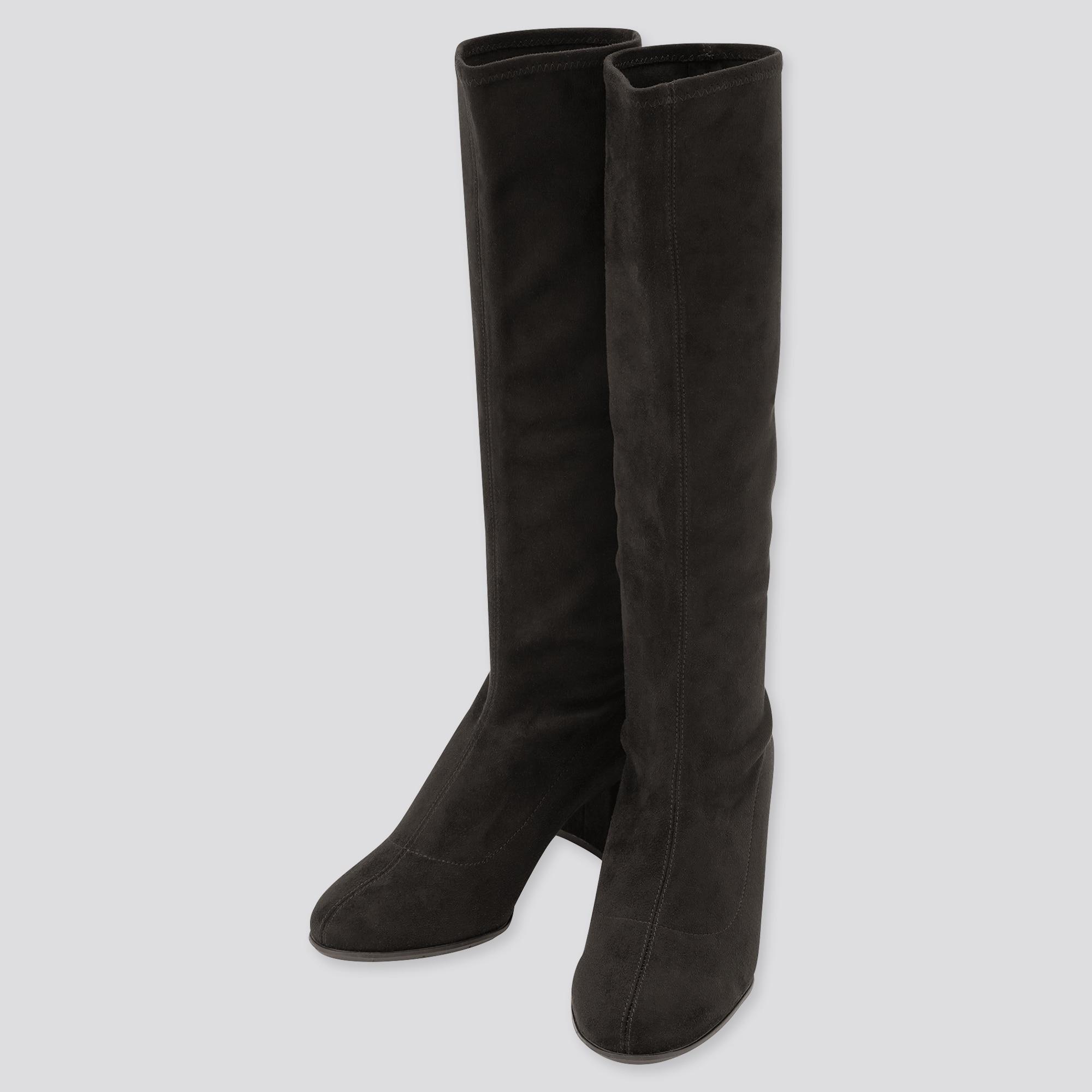 Women Stretch Short Boots | UNIQLO
