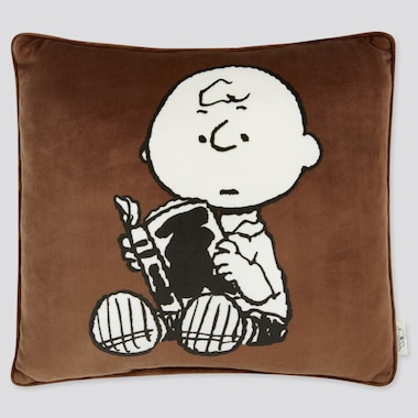 Coussin UT Peanuts Holiday