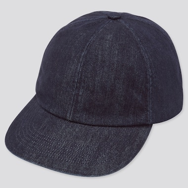 UV Protection Denim Cap