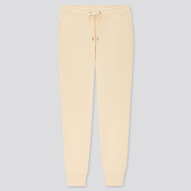 Women Sweatpants (Online Exclusive), Off White, Medium
