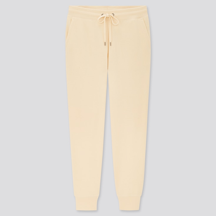 Women Sweatpants (Online Exclusive), Off White, Large
