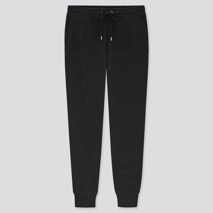 Women Sweatpants (Online Exclusive), Black, Large