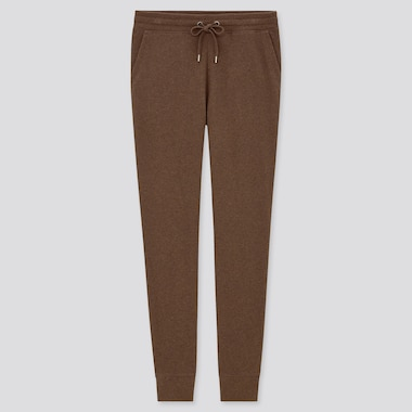 Women Sweatpants (Online Exclusive), Dark Brown, Medium