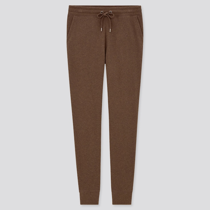Women Sweatpants (Tall)(Online Exclusive), Dark Brown, Large