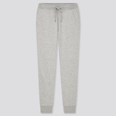 Women Pile-Lined Sweat Pants (Tall) (Online Exclusive), Gray, Medium