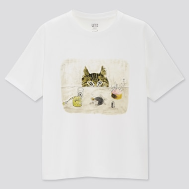 T-Shirt Stampa UT Cats Are Purrfect Donna