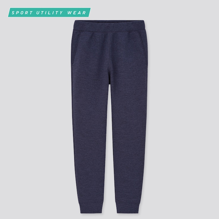 Men Ultra Stretch Dry Sweatpants (Tall) (Online Exclusive), Navy, Large
