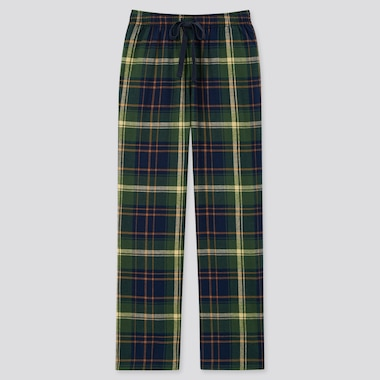 Women Flannel Trousers