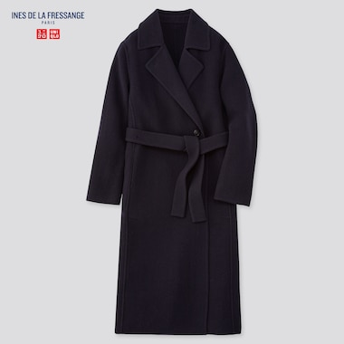 WOMEN Ines Wool Blend Coat