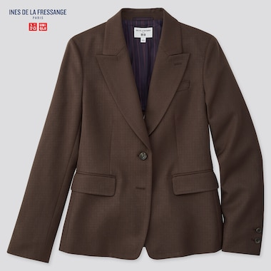 WOMEN Ines Wool Blend Jacket