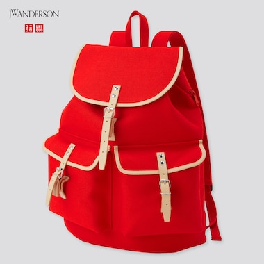 Backpack (Jw Anderson), Red, Medium