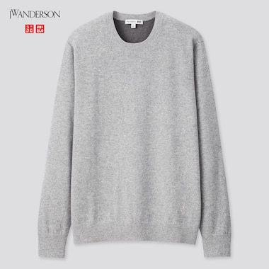Men JW ANDERSON Cashmere Crew Neck Jumper
