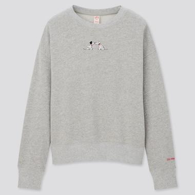 Women Furry Friends UT Graphic Sweatshirt