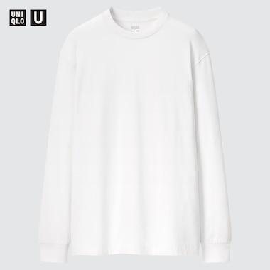 Uniqlo U HEATTECH Camiseta Térmica Cuello Redondo Hombre