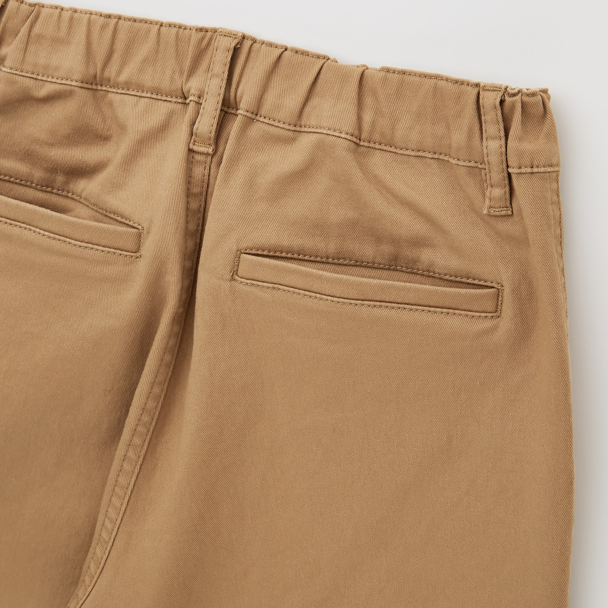 Uniqlo KIDS ULTRA STRETCH REGULAR-FIT ZIP-FLY CHINO PANTS (ONLINE EXCLUSIVE)