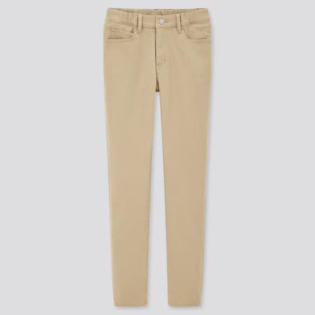 Kids Ultra Stretch Slim Fit Trousers