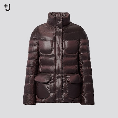 Women +J Ultra Light Down Jacket